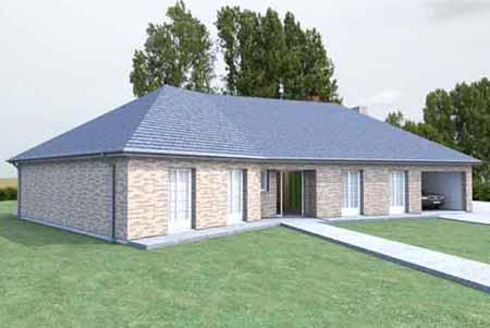 Couleur maison construction maisons individuelles entreprise batiment denain for Entreprise construction maison individuelle